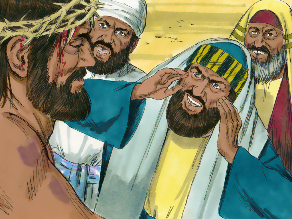 Jesus Controversial Truth